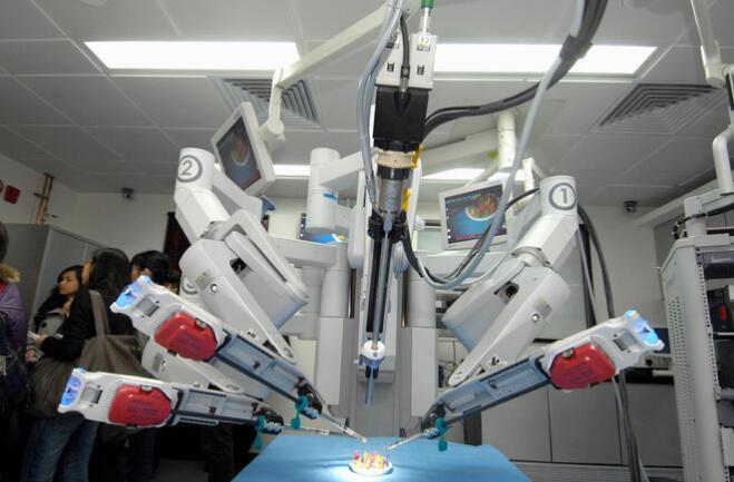 """美國有""""達芬奇"""",我們有""""妙手 """" 這7家手術機器人你不得不知"""