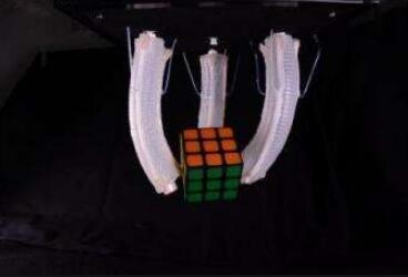 """""""能屈能伸""""的纖維束,可以制造出靈活性等同于人手的抓取裝置"""