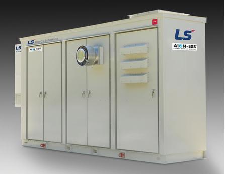 LS Energy Solutions公司推出電網規模電池儲能系統