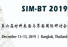 第六届材料表面与界面国际研讨会(SIM-BT 2019)