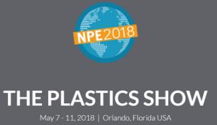 2018年美国塑料工业展NPE