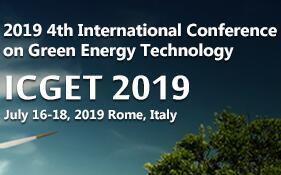 2019年第四届绿色能源科技国际会议