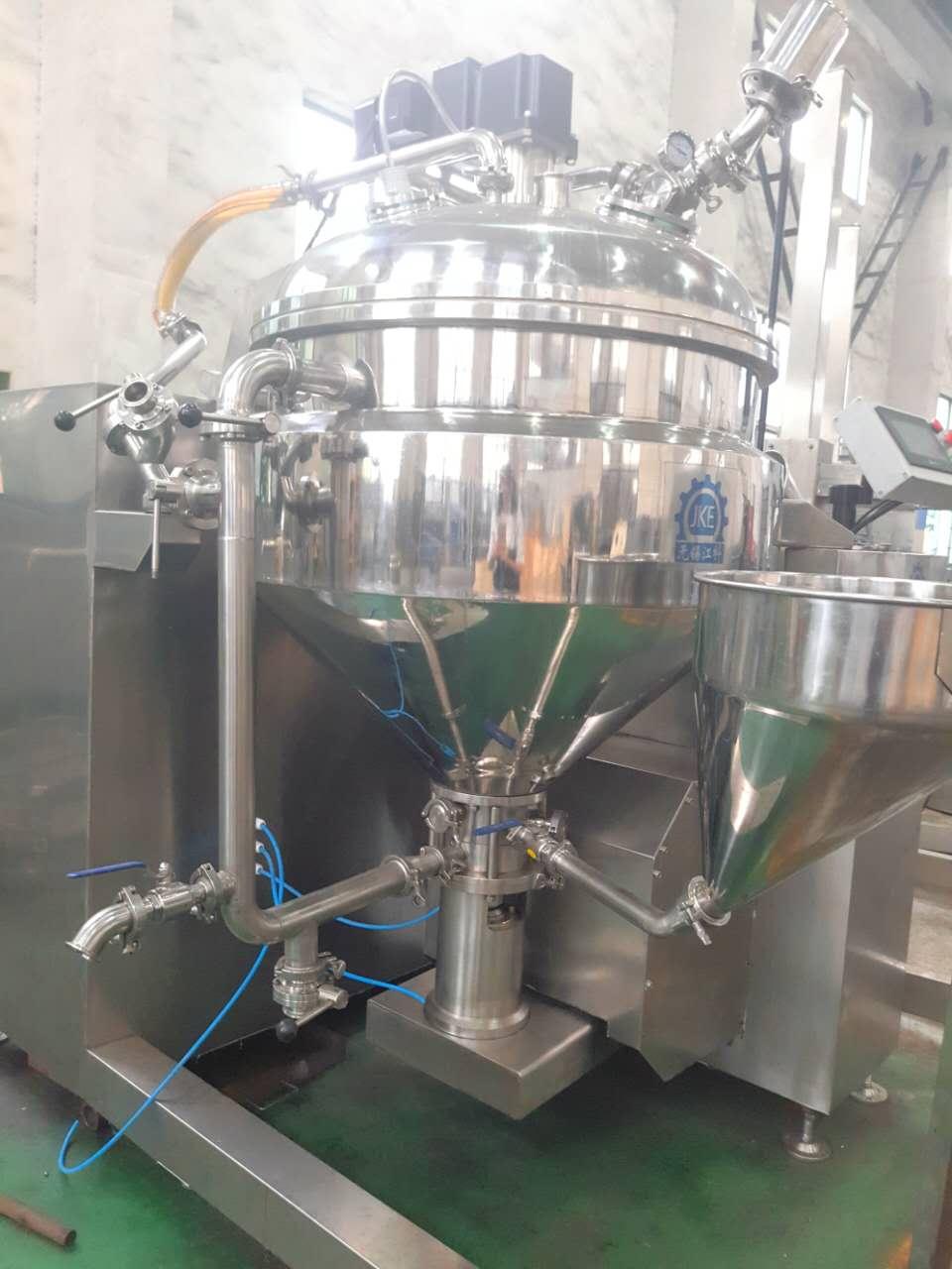 无锡江科卡仕达酱乳化机