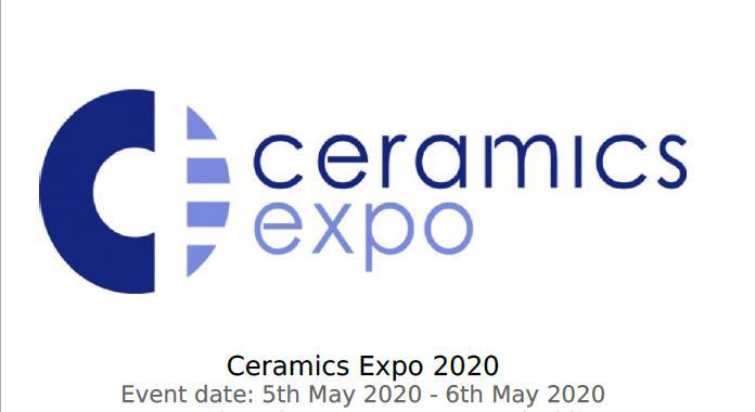 2020第6届美国工业陶瓷技术展览会(Ceramics Expo)
