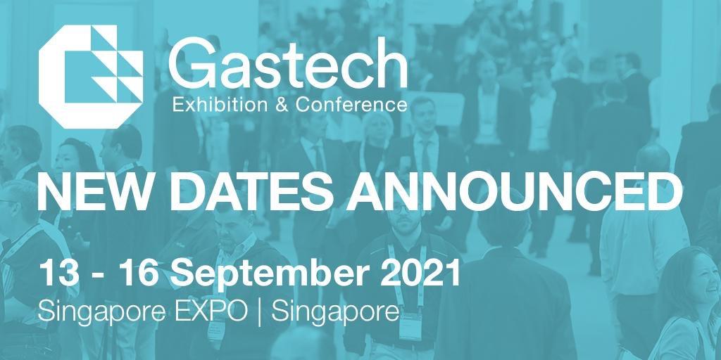 2021年第32届新加坡GASTECH